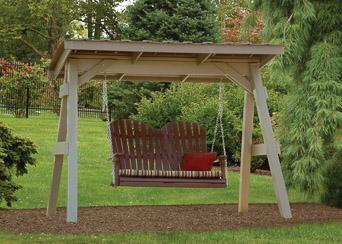 A frame swing