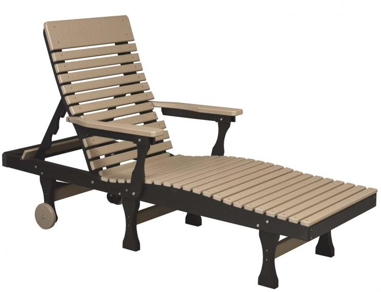 Casual Back Poly Outdoor Lounge Sofa Millers Mini Barns