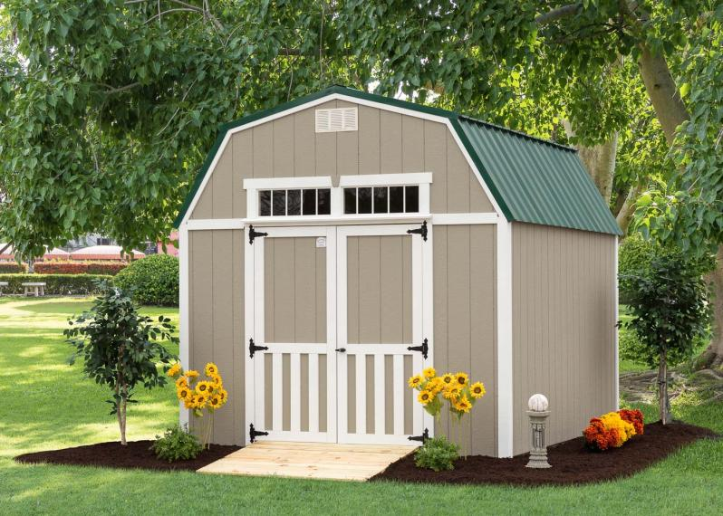 Backyard Storage Sheds and Mini Barns